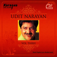Albumcover Instrumental - UDIT NARAYAN VOL. THREE