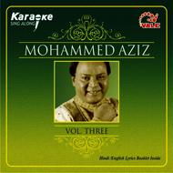 Albumcover Instrumental - MOHAMMED AZIZ VOL. THREE