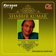 Albumcover Instrumental - SHABBIR KUMAR VOL. THREE