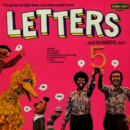 Sesame Street - Sesame Street: Letters and Numbers, Vol. 2