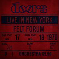 Albumcover The Doors - Live In New York