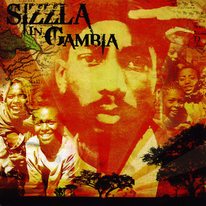 Albumcover Sizzla - In Gambia