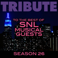 Tribute to the Best of SNL Musical Guests Season 26