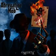 Albumcover Adrenaline Mob - Omerta