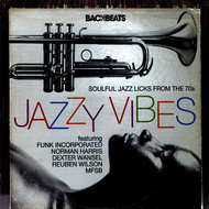 Various Artists - Jazzy Vibes - Soulful Jazz Licks from the 70s