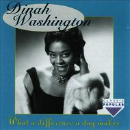 Albumcover Dinah Washington - What A Difference A Day Makes