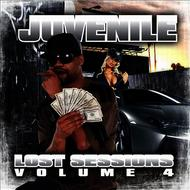 Albumcover Juvenile - Lost Sessions Vol. 4