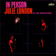 Albumcover Julie London - In Person At the Americana