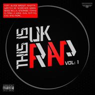 Albumcover Various Artists - THIS IS UK RAP