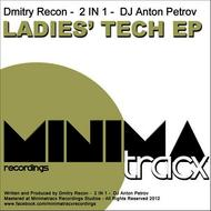 Albumcover Various Artists - Ladies' Tech Ep