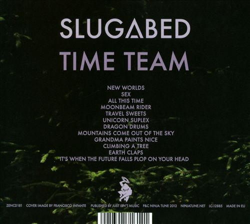 Slugabed - Time Team