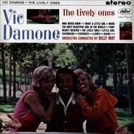 Albumcover Vic Damone - The Lively Ones