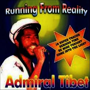 Albumcover Admiral Tibet - Running from Reality