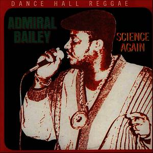 Albumcover Admiral Bailey - Science Again