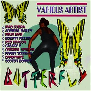 Albumcover Various Artists - Butterfly