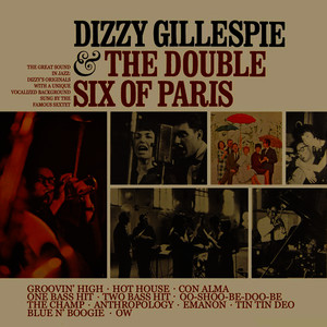 Albumcover Dizzy Gillespie - The Double Six Of Paris