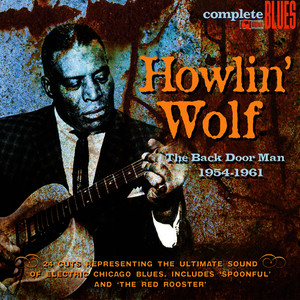 Albumcover Howlin' Wolf - The Back Door Man
