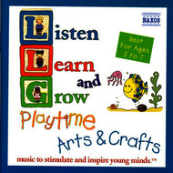 Slovak Radio Symphony Orchestra - Listen, Learn and Grow: Playtime Arts and Crafts
