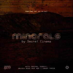 Albumcover Secret Cinema - Minerals