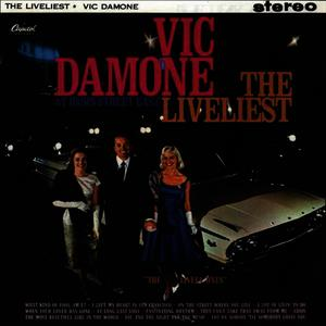 Albumcover Vic Damone - The Liveliest At the Basin Street East