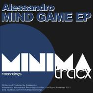 Albumcover Alessandro - Mind Games Ep
