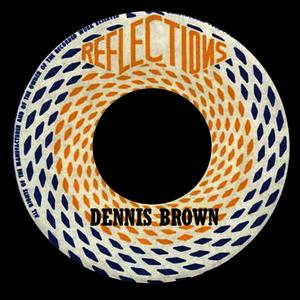 Albumcover Dennis Brown - Reflections