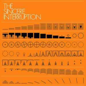 Albumcover Eric Lanham - The Sincere Interruption