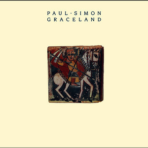 Albumcover Paul Simon - Graceland 25th Anniversary Edition