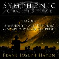 "Hungarian State Orchestra and Janos Ferencsik - Symphonic Orchestral - Haydn: Symphony No. 82 ""The Bear"" and Symphony No. 94 ""Surprise"""