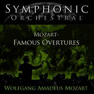 Hans Vonk and the Staatskapelle Dresden - Symphonic Orchestral - Mozart: Famous Overtures