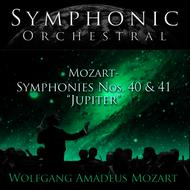 "Hans Graf Conducting The Salzburg Mozateum Orchestra - Symphonic Orchestral - Mozart: Symphonies Nos. 40 and 41, ""Jupiter"""