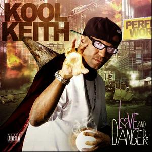 Albumcover Kool Keith - Love & Danger