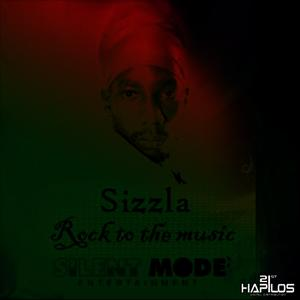 Albumcover Sizzla - Rock to the Music