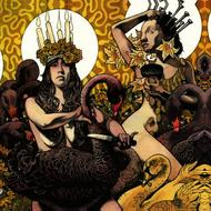 Albumcover Baroness - Yellow & Green