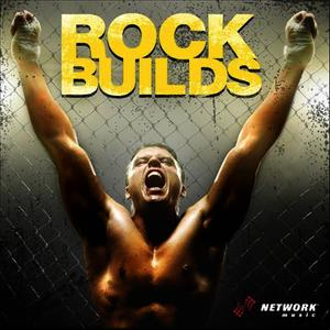 Albumcover Network Music Ensemble - Rock Builds