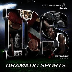 Albumcover Network Music Ensemble - Dramatic Sports