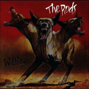 Albumcover Rods - Wild Dogs