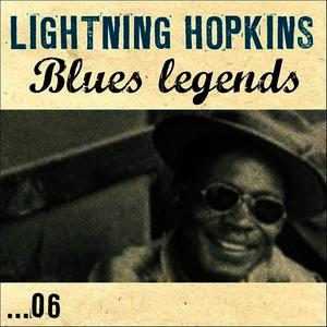 Albumcover Lightnin' Hopkins - Blues Legends, Vol. 6