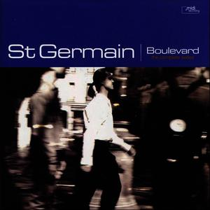 Albumcover St Germain - Boulevard (the complete series)