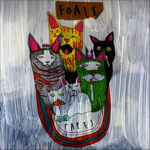 Albumcover Foals - Tapes
