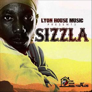 Albumcover Sizzla - Lyon House Music Presents