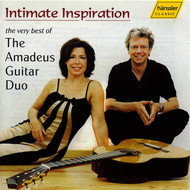 Amadeus Guitar Duo: Intimate Inspiration