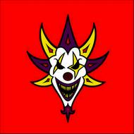 Albumcover Insane Clown Posse - The Mighty Death Pop - Smothered, Covered, and Chunked - Red Pop