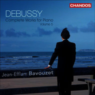 Albumcover Jean-Efflam Bavouzet - Debussy, C.: Complete Works for Piano, Vol. 5