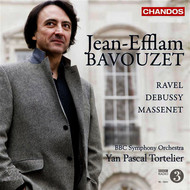 Bavouzet plays Debussy, Ravel & Massenet