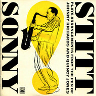 Sonny Stitt - Sonny Stitt Plays Arrangements from the Pen of Johnny Richards and Quincy Jones