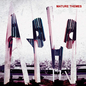 Albumcover Ariel Pink's Haunted Graffiti - Mature Themes