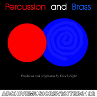 Albumcover Enoch Light - Percussion and Brass