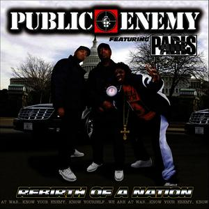 Albumcover Public Enemy - Rebirth Of A Nation (Radio Safe Version)