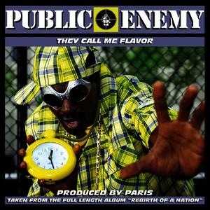 Albumcover Public Enemy - They Call Me Flavor